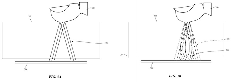 touch id sensor patent