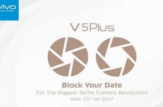 vivo V5 Plus-teaser