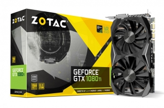 zotac geforce gtx 1080 ti mini super small powerful