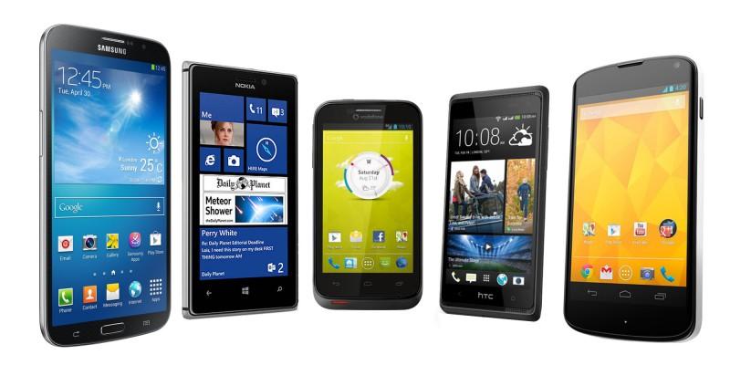 بطيء في معدل النمو الاقتصادي للهواتف الذكية - 2