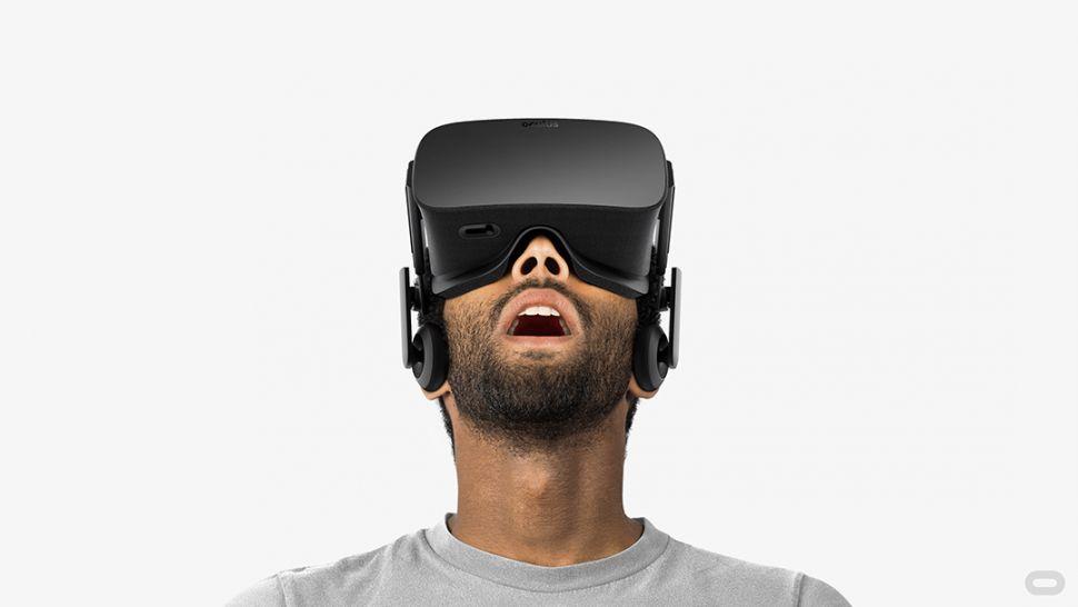 جهاز الواقع الافتراضي