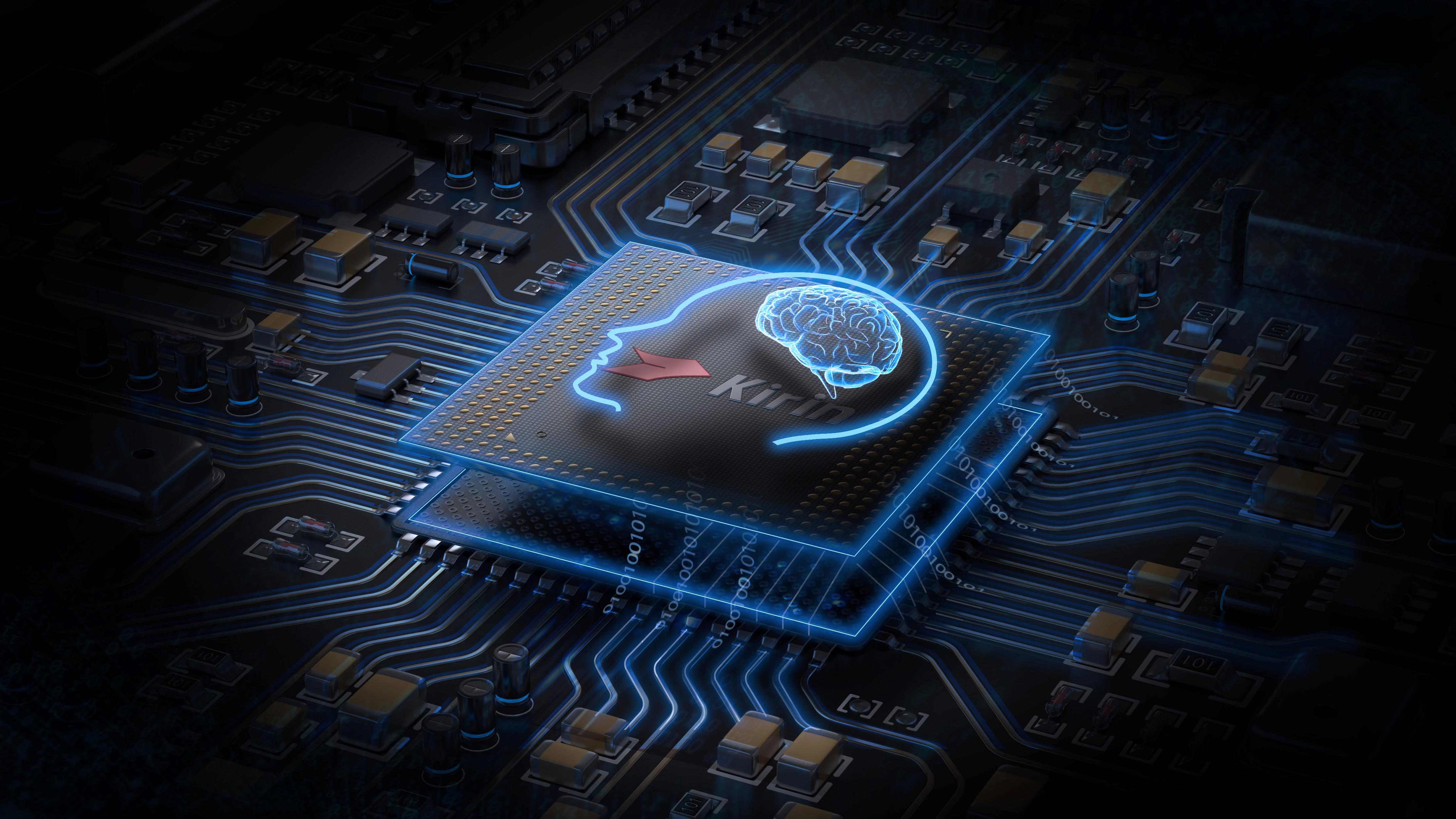 معالج كيرين المدعوم بإمكانات الذكاء الاصطناعي الأول من نوعه