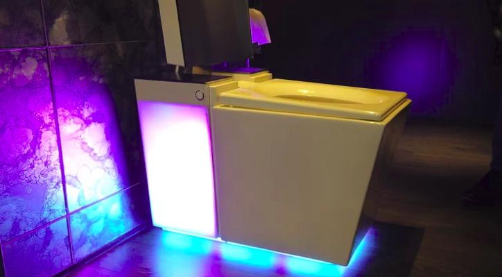 شركةKohler تكشف عن مرحاض Numi 20 يدعم مساعد اليكسا بسعر 8000 دولار   CES2019