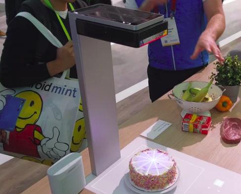 PAI تقوم بتحويل طاولة مطبخك إلى شاشة تعمل باللمس  CES2019