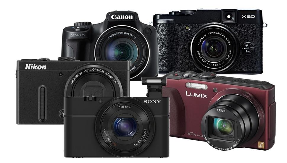 تعرف على أفضل الكاميرات المدمجة لعام 2018