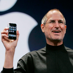 1.2 billion iPhone handsets have been sold since the device launched in 2007