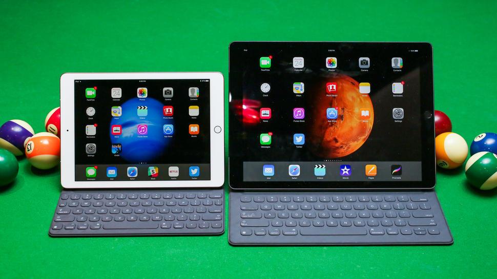 12.9 inch iPad Pro 9.7