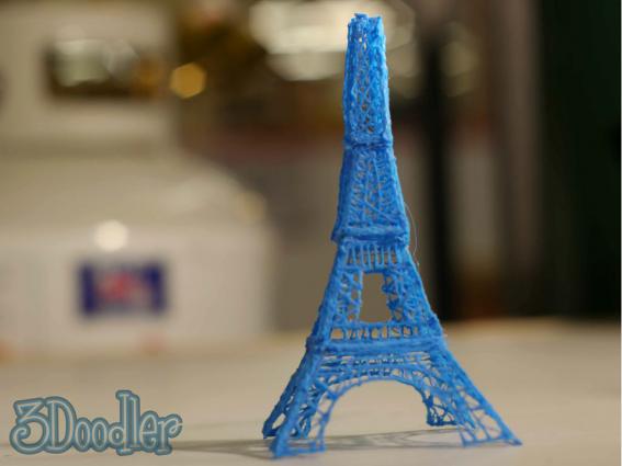 3Doodler-review-Eiffel-Tower