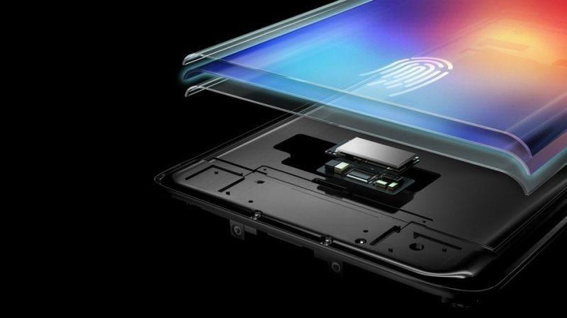 أول هاتف Vivo مزود بمستشعر تحت شاشة العرض