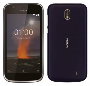 هاتف Nokia 1 يحصل على موافقة هيئة الإتصالات الفيدرالية FCC