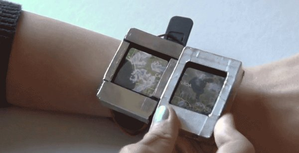 A Multi Screen Smartwatch 2