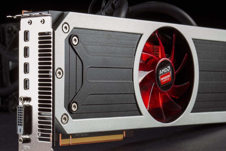 AMD- GPU Fiji XT