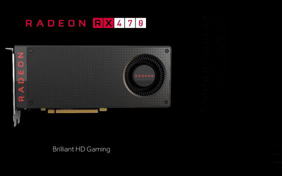 AMD-Radeon RX 470