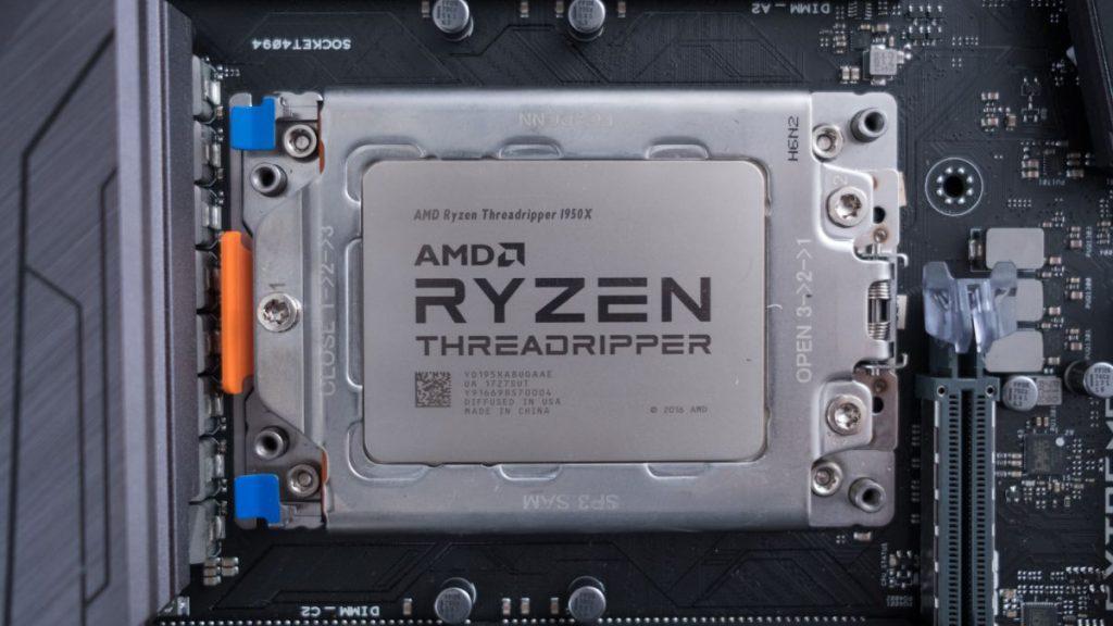 مراجعة معالج AMD Ryzen Threadripper 1950X