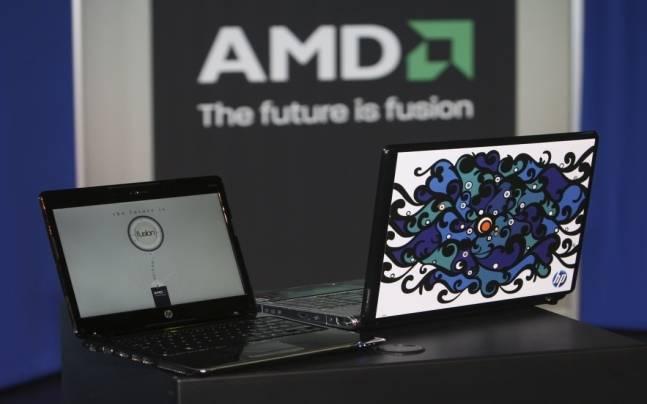 AMD-chipmaker