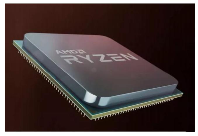 AMD's mainstream Ryzen 5 CPU
