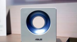 ASUS Blue Cave router 3