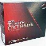 مراجعة اللوحة الرئيسية ASUS ROG Zenith Extreme