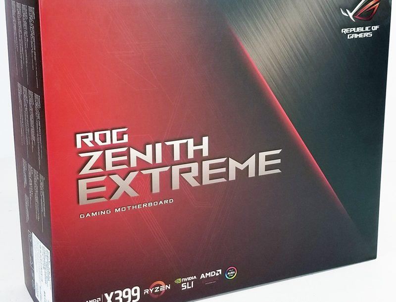 ASUS ROG Zenith Extreme Premium