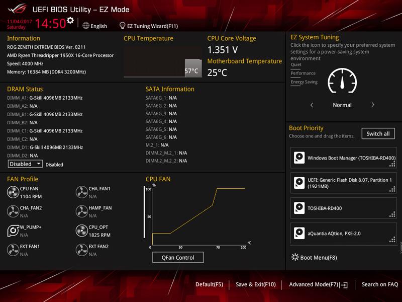 ASUS-X399-Zenith-Extreme-BIOS-EZ-Mode