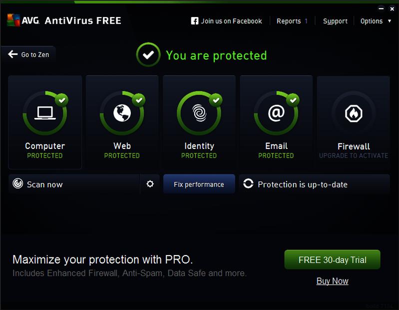 AVG Antivirus-2016