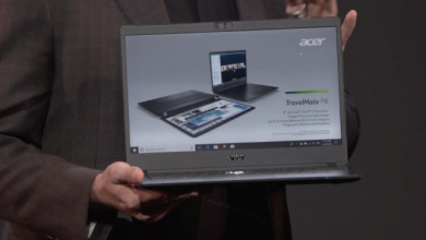 Acer- New TravelMate P6