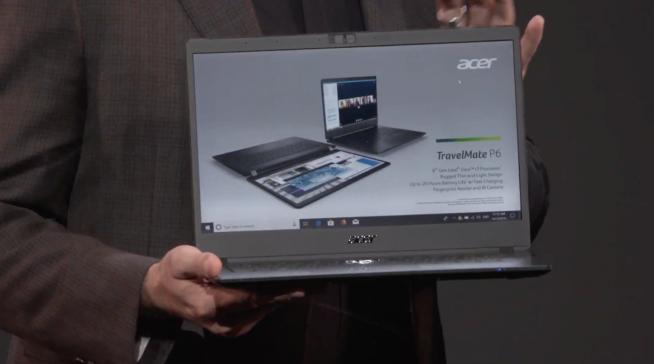 Acer- New TravelMate P6