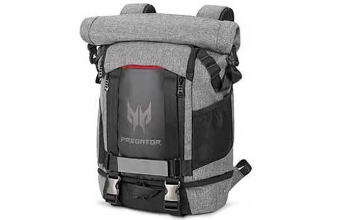 Acer Predator Rolltop Backpack