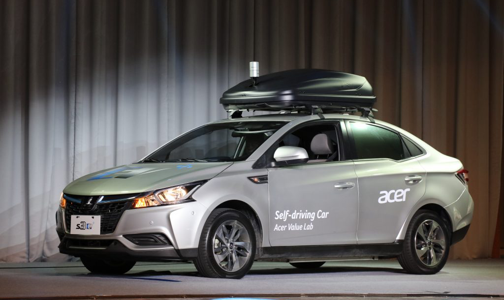 Acer-Self-driving-Concept-Car