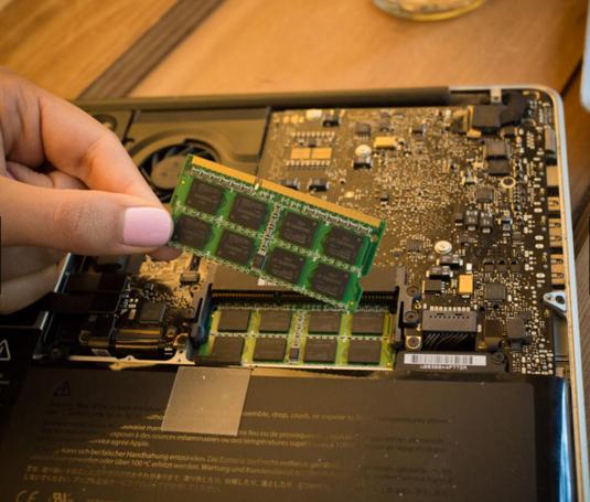 Add more RAM 5