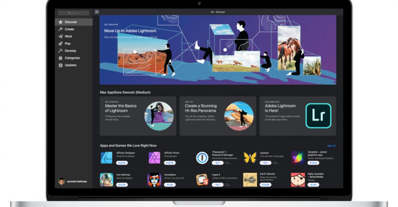 Adobe Lightroom يتوفر رسميا الآن في متجر تطبيقات Mac
