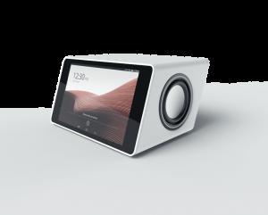 Aivia - wireless speaker-touchscreen