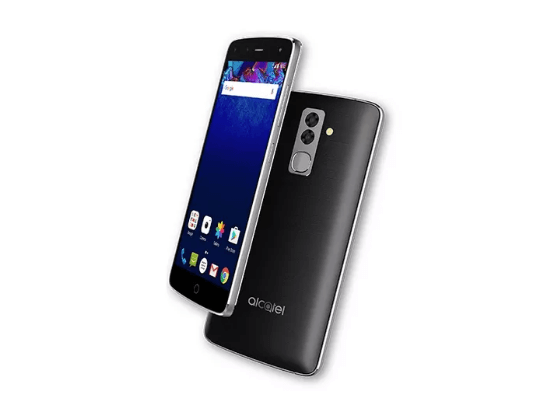 Alcatel's new Flash phone
