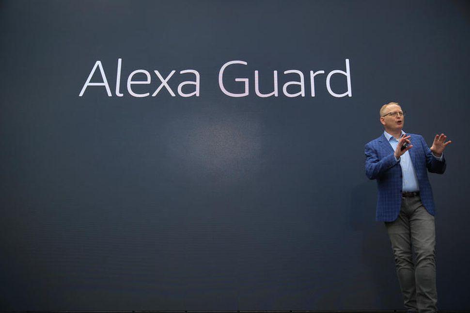 Alexa Guard