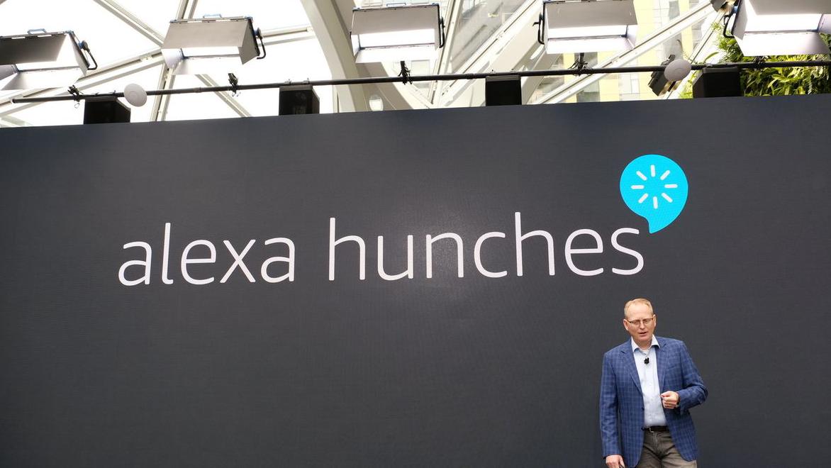 Alexa Hunches