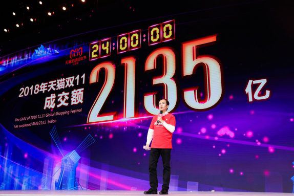 Alibaba-generated- $30.8 billion- in- 24 hours