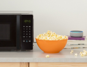 Amazon- Alexa- microwave