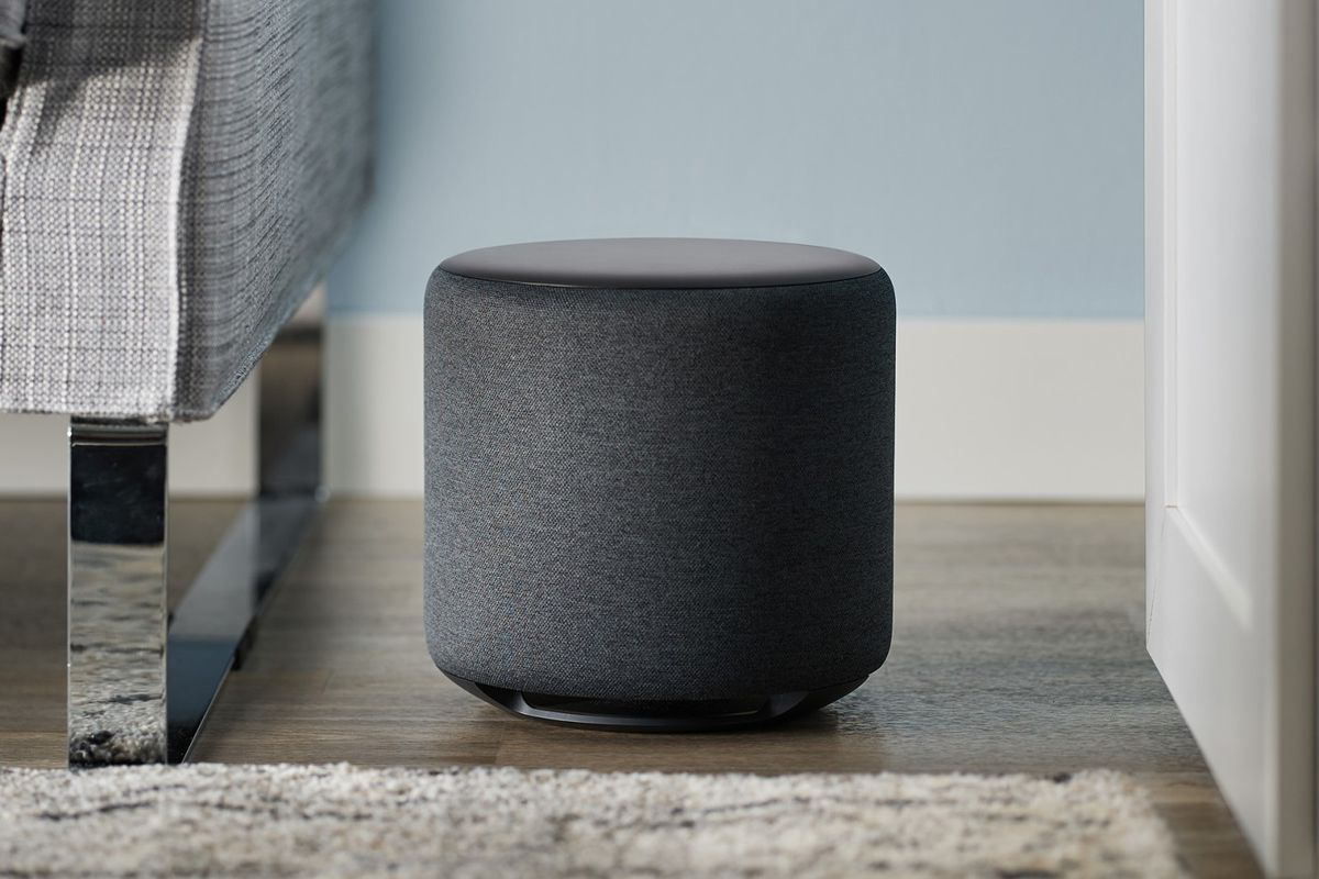 Amazon -Echo Sub
