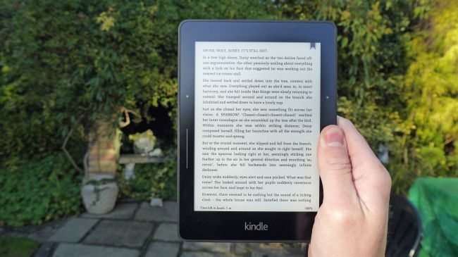 Amazon Kindle Voyage review (23)-650-80