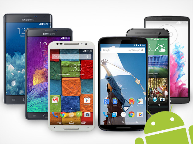 Android-Phones