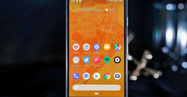 Android Q-leak
