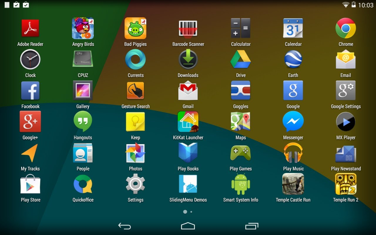 Android on -PC