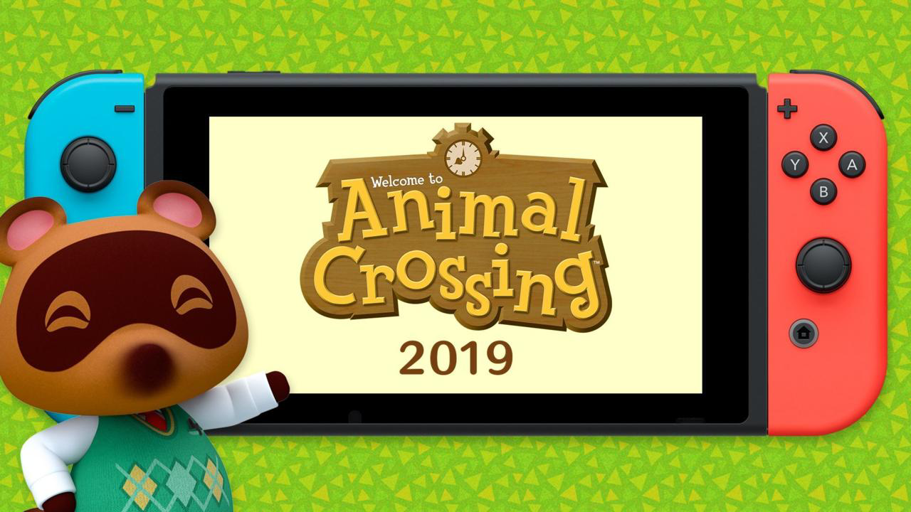 Animal Crossing-2019