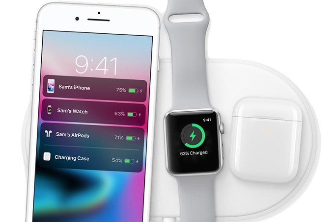 Apple-AirPods-and-upcoming-AirPower-charger