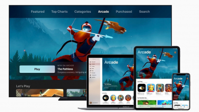 Apple Arcade - game subscription service