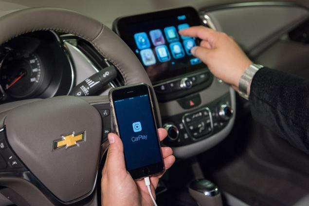 Car play for Honda apple play