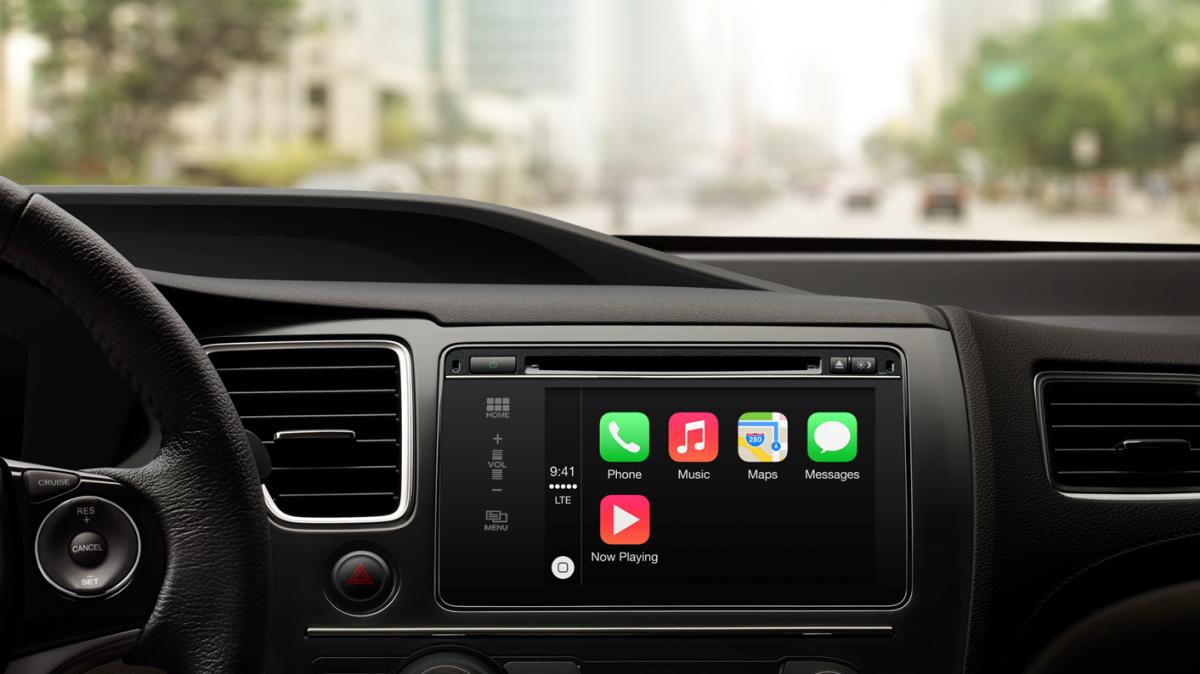 Apple -CarPlay
