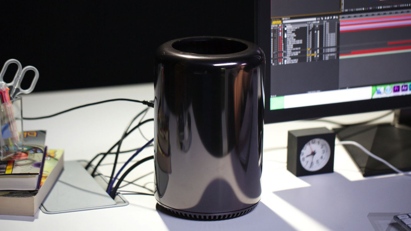 Apple Mac Pro redesign at WWDC