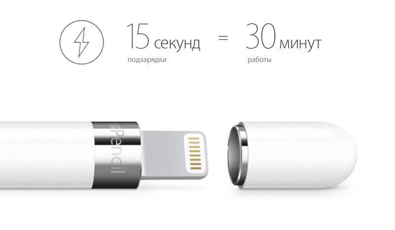 Apple Pencil- adapter- to charge