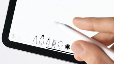 Apple Pencil- new iPad Pro